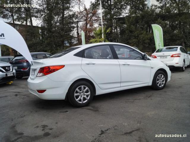 Autos Hernández Motores Hyundai Accent 2015