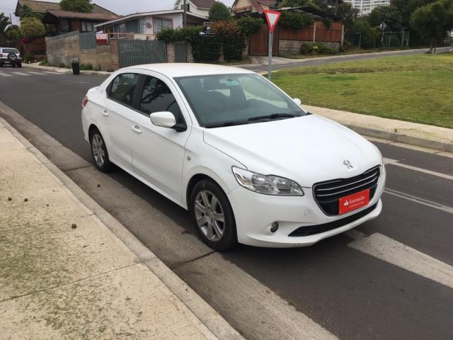 Peugeot 301 active hdi 1.6