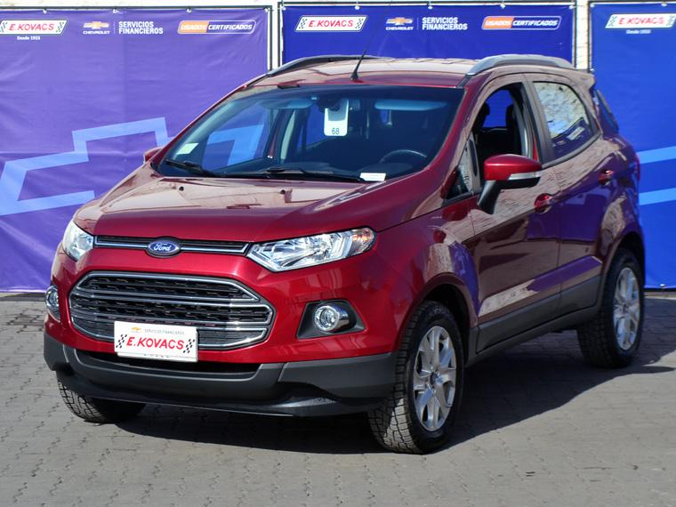Autos Kovacs Ford Ecosport titanium 2016
