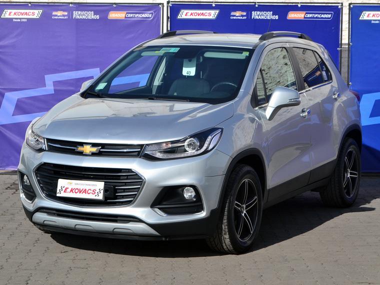 Camionetas Kovacs Chevrolet Tracker lt 2018