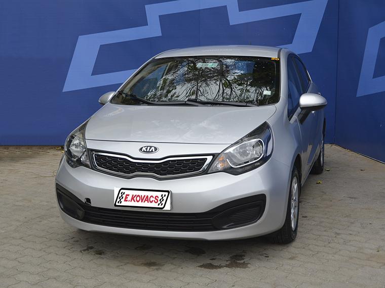 Autos Kovacs Kia motors Rio 4 2014