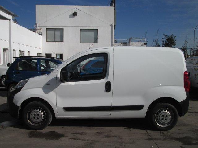 Camionetas Rosselot Fiat Fiorino city 1.4 gasolina (puerta lateral) 2017
