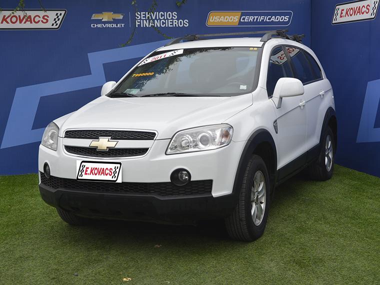 Camionetas Kovacs Chevrolet Captiva ls 2011