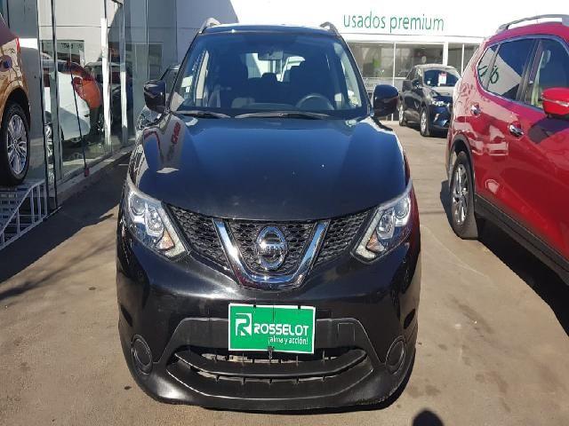 Camionetas Rosselot Nissan Qashqai 4x2 6mt - ll810 2015
