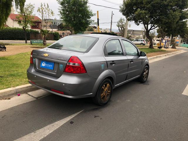 Chevrolet aveo 1.4 lt full top de linea