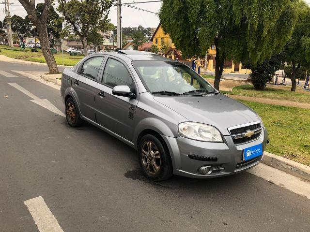 Autos Automotora RPM Chevrolet Aveo 1.4 lt full top de linea 2012