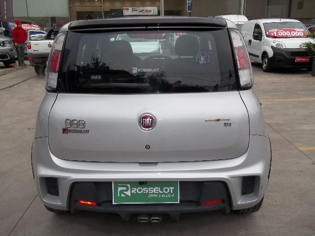 Camionetas Rosselot Fiat Nuevo uno sporting 1.4 2016