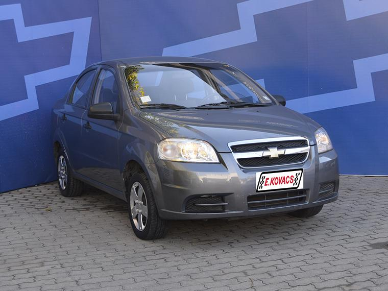 Autos Kovacs Chevrolet Aveo nb 2015