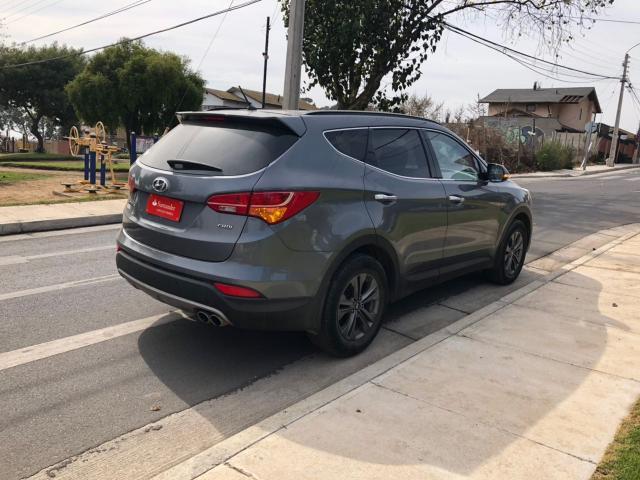 Hyundai santa fe gls crdi 2.2 3f