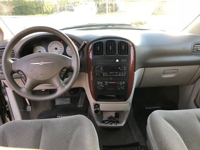 Chrysler caravan 3.3 3f