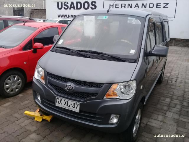 Autos Hernández Motores Lifan Foison van 2015