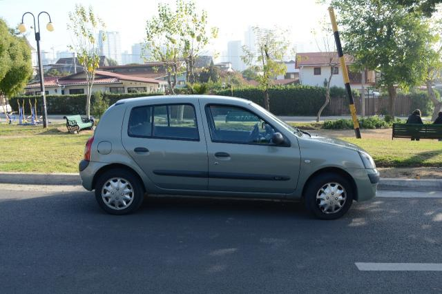 Autos Automotora RPM Renault Clio 1.6 2003