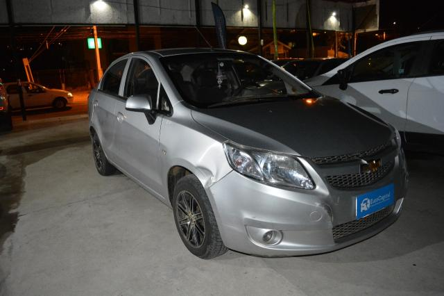Chevrolet sail ls 1.4