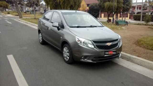 Chevrolet sail 1.4