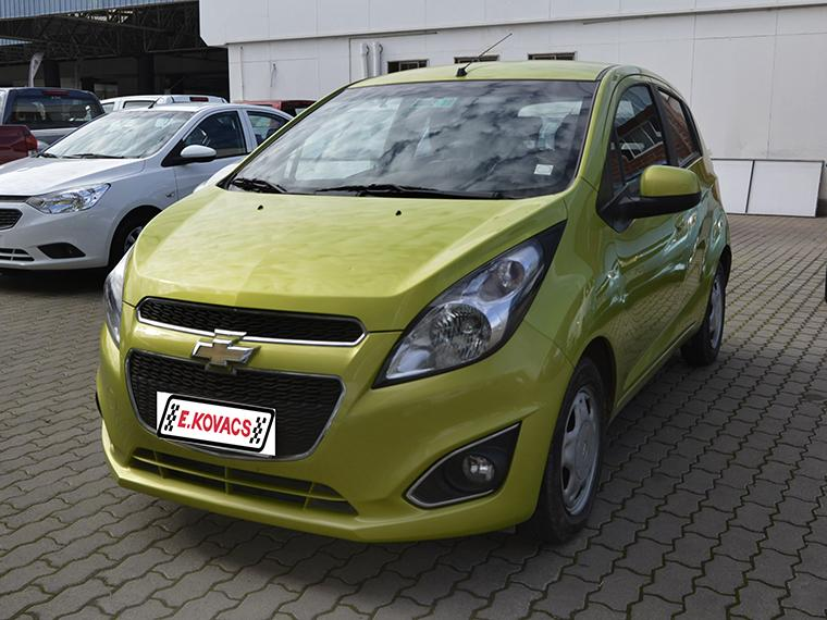 Autos Kovacs Chevrolet Spark gt lt 2016