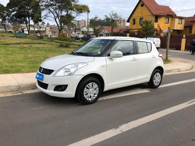 Autos Automotora RPM Suzuki Swift gl 1.2 full 2015