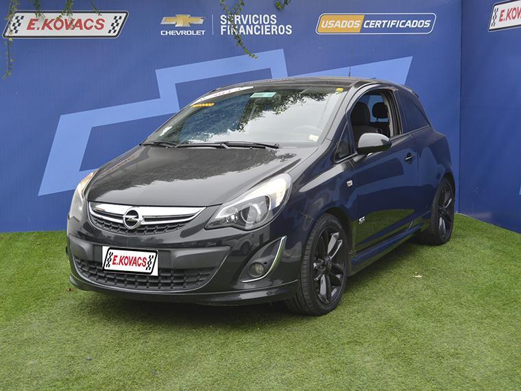 Autos Kovacs Opel Corsa opc 2014