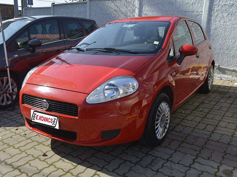 Autos Kovacs Fiat Grande-punto . 2011