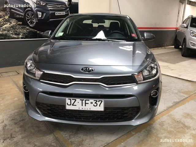 Autos Hernández Motores Kia Rio 4 2018