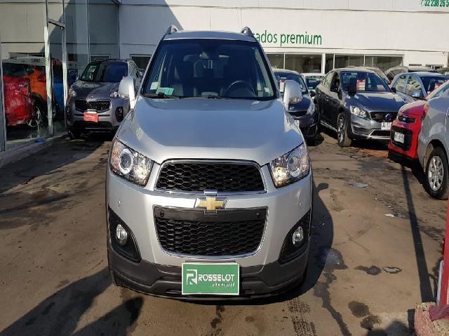 Camionetas Rosselot Chevrolet Captiva iv lt 2.4 at gasolina full con sunroof 2014