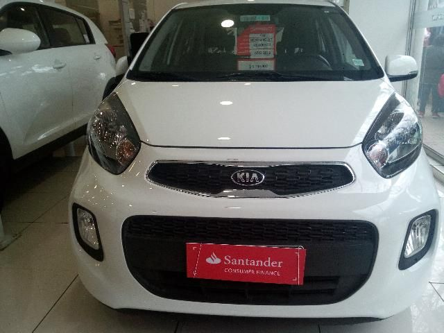 Autos Rosselot Kia Morning ex 1.2l 5mt dab ac - 1742  2016