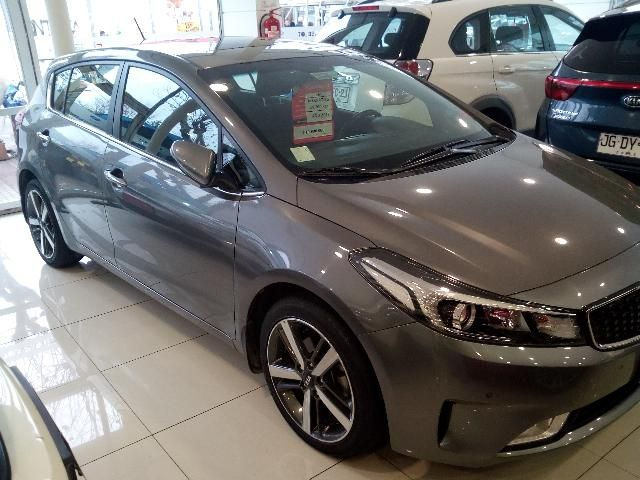 kia new cerato 5 sx 1.6l 6mt - 1761