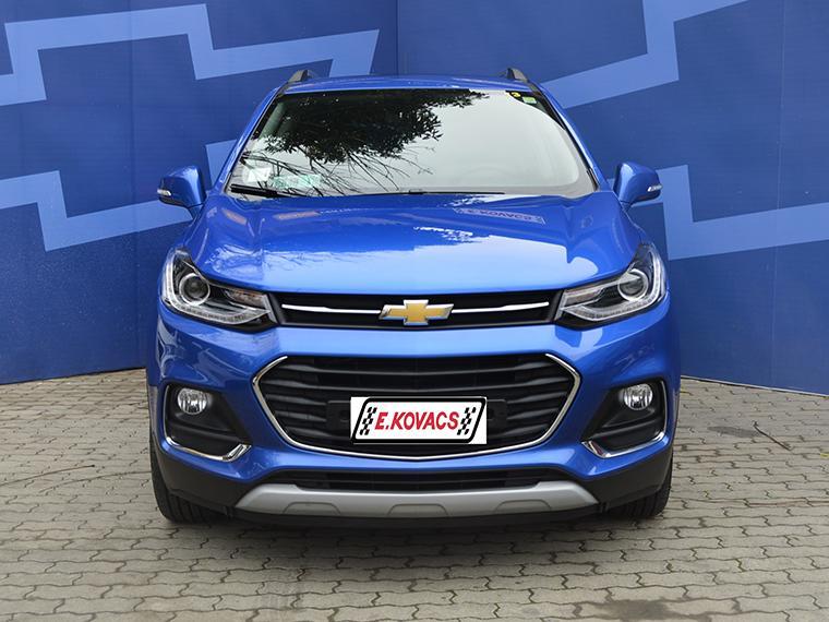 Camionetas Kovacs Chevrolet Tracker awd 2017