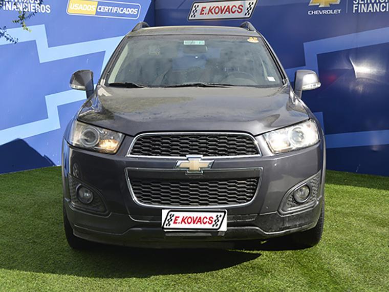 Camionetas Kovacs Chevrolet Captiva ls 2014