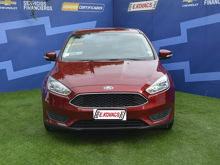 Autos Kovacs Ford Focus se 2016