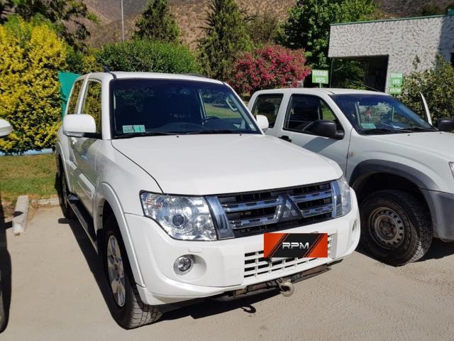 Mitsubishi montero 3.2 diesel 4x4 at