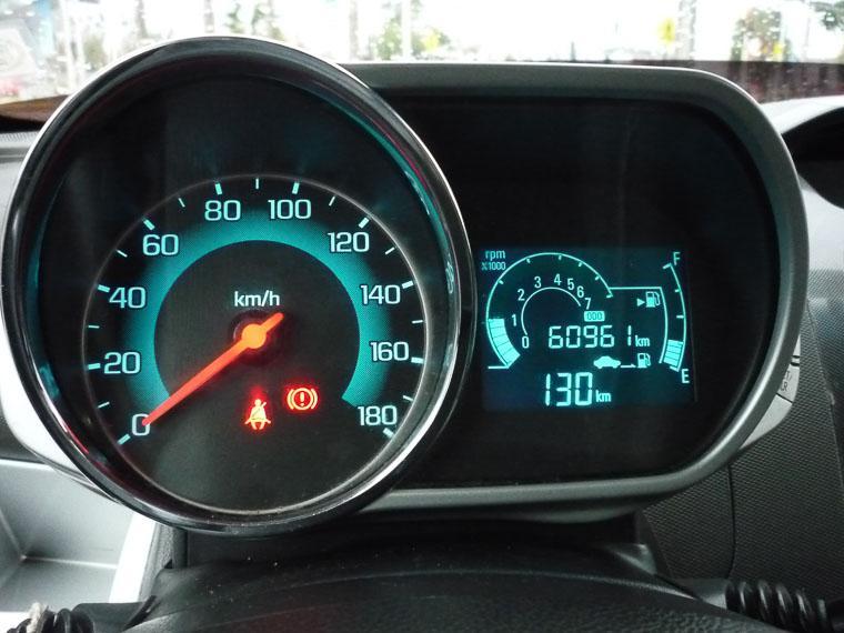 Autos Kovacs Chevrolet Spark 1.2 2015