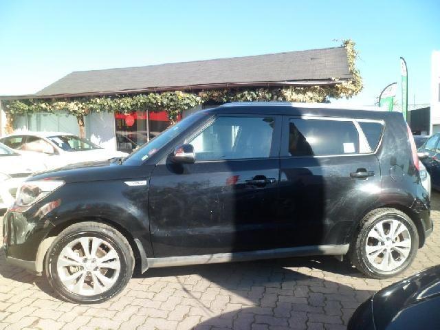 Autos Rosselot Kia New soul ex 1.6 6at full euro v - 1493 2016