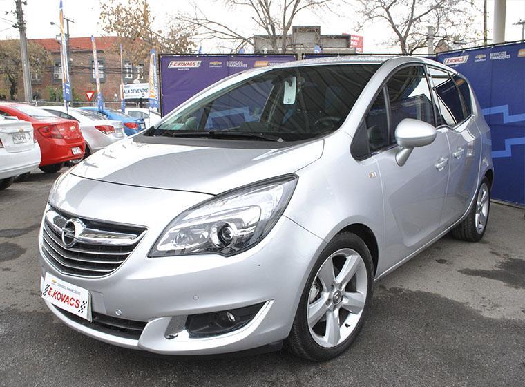 Autos Kovacs Opel Meriva at 2017