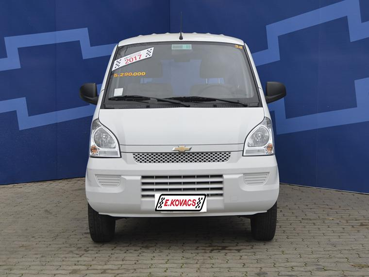Furgones Kovacs Chevrolet N300 max van 2017