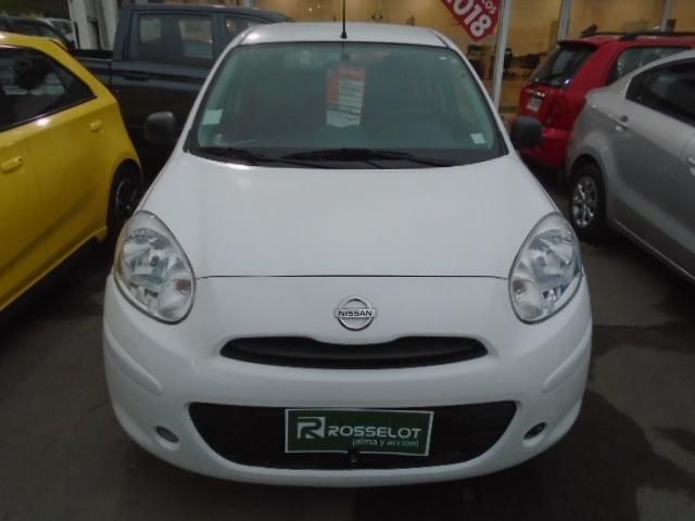 Autos Rosselot Nissan March active 1.6 2014