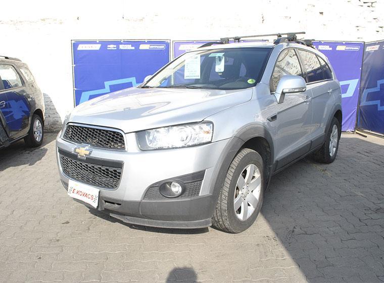 Camionetas Kovacs Chevrolet Captiva ls iii 2013