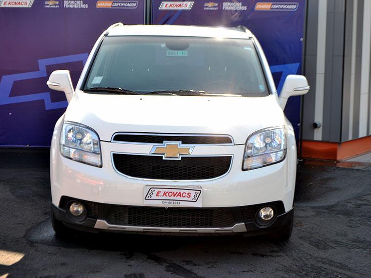 Camionetas Kovacs Chevrolet Orlando 2014