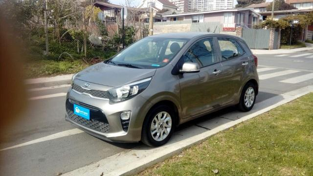 Autos Automotora RPM Kia Morning ex 1.2 full 2017