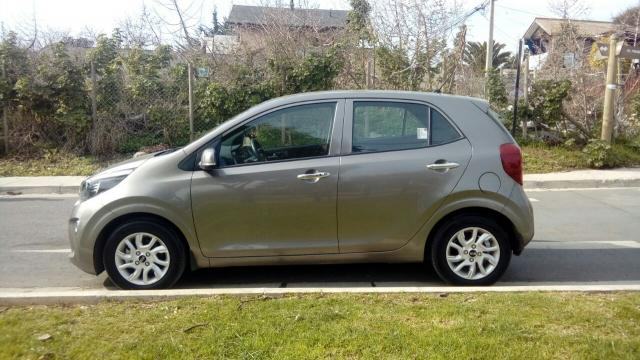Kia morning ex 1.2 full