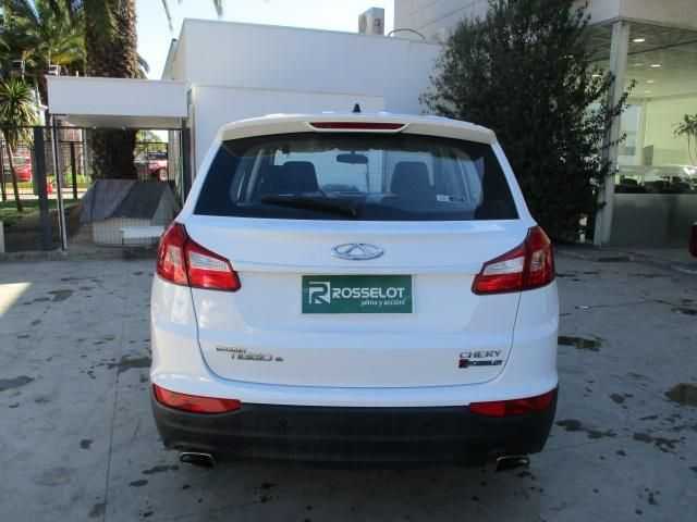 Autos Rosselot Chery Grand tiggo gl mt 2.0 2015