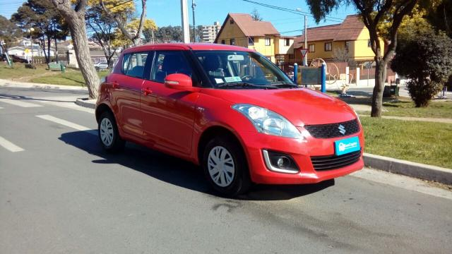Suzuki swift gl 1.2