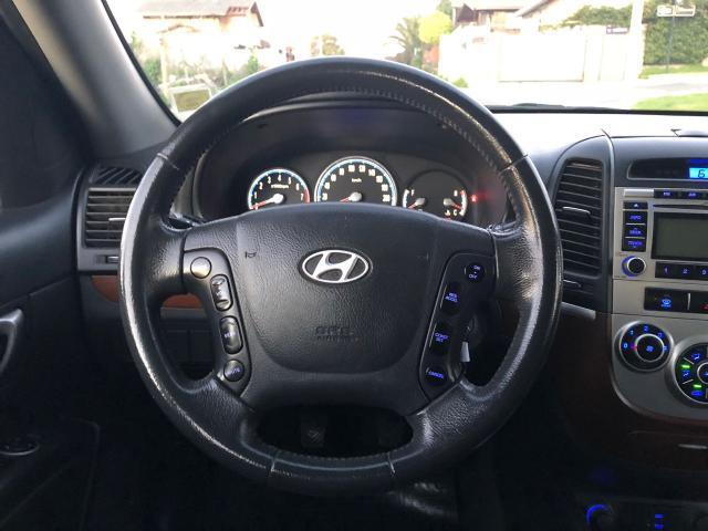 Hyundai santa fe 2.7