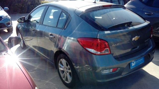 Chevrolet cruze 1.8 full aut