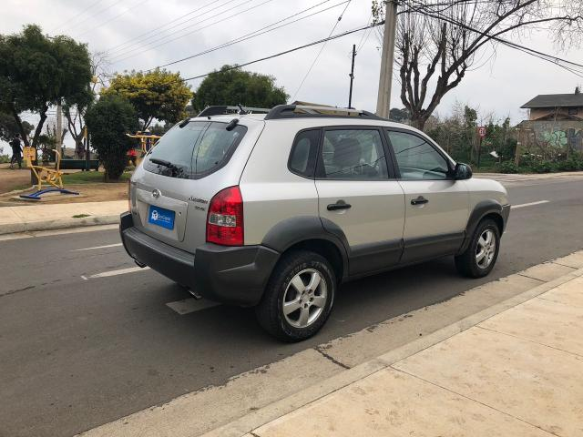 Hyundai tucson 2.0 crdi gl