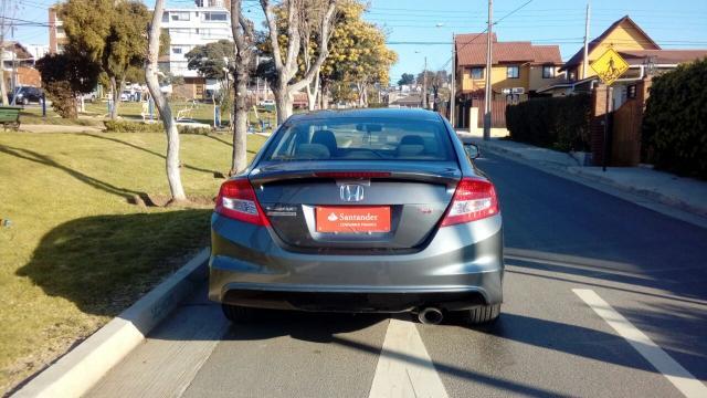 Honda civic si 2.4 coupe