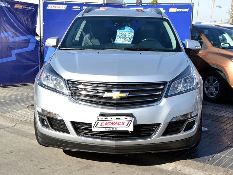 Camionetas Kovacs Chevrolet Traverse ltz awd 3.6 2016