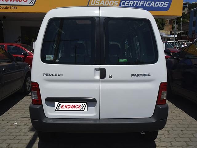 Furgones Kovacs Peugeot Partner van 2007