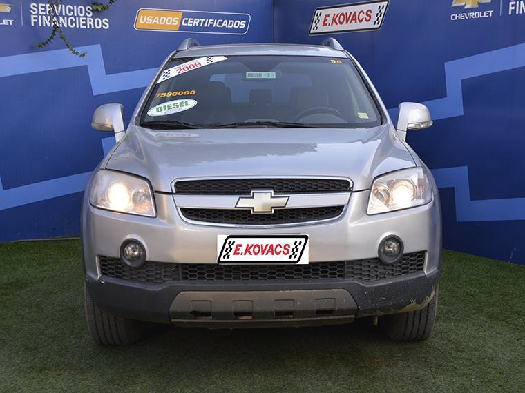 Camionetas Kovacs Chevrolet Captiva ltz 2009