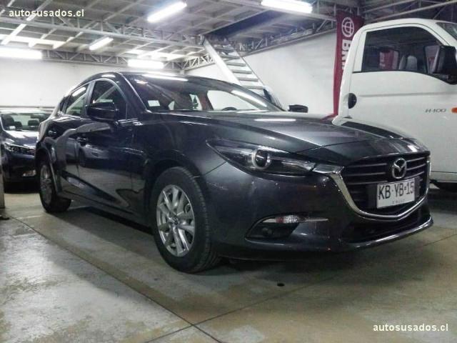 Autos Hernández Motores Mazda 3 2018