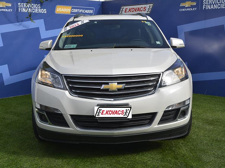Camionetas Kovacs Chevrolet Traverse lt 2014